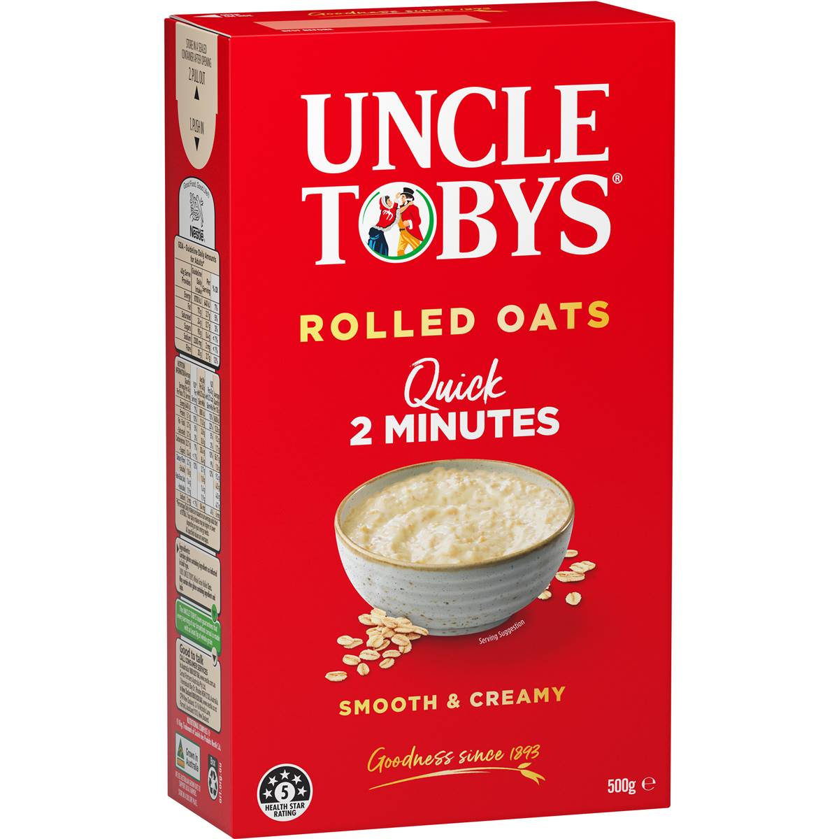 Breakfast Cereal and Oats